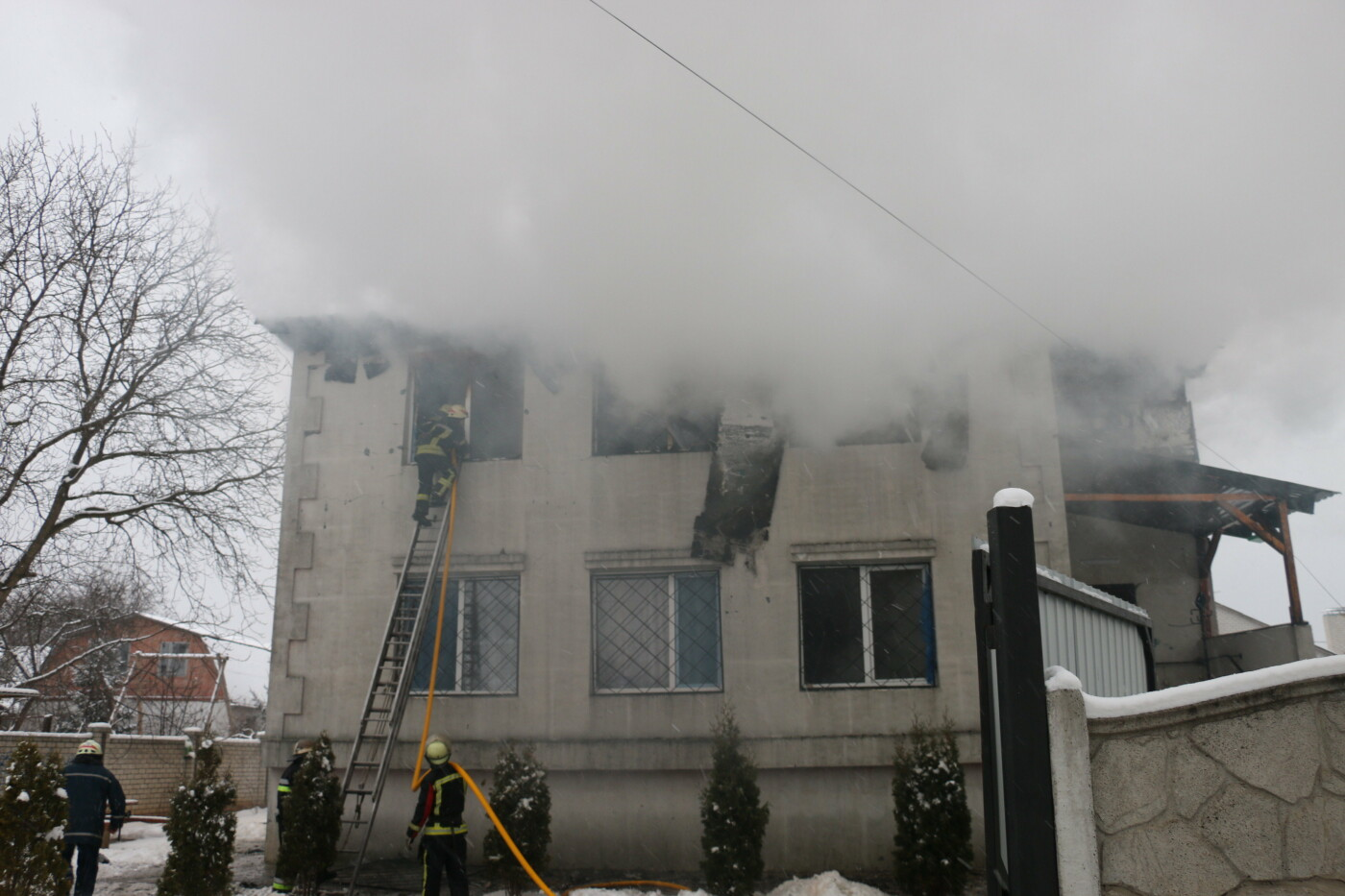 Жалоба та розслідування: що відомо про пожежу у будинку з літніми людьми у Харкові, фото-10