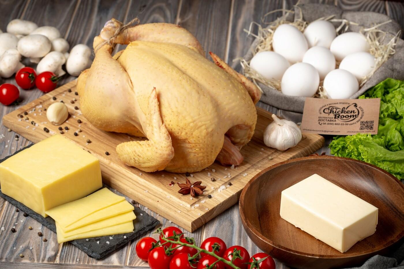 «Робимо, як для себе»: курятина та напівфабрикати з сімейної ферми ChickenBoom, фото-3