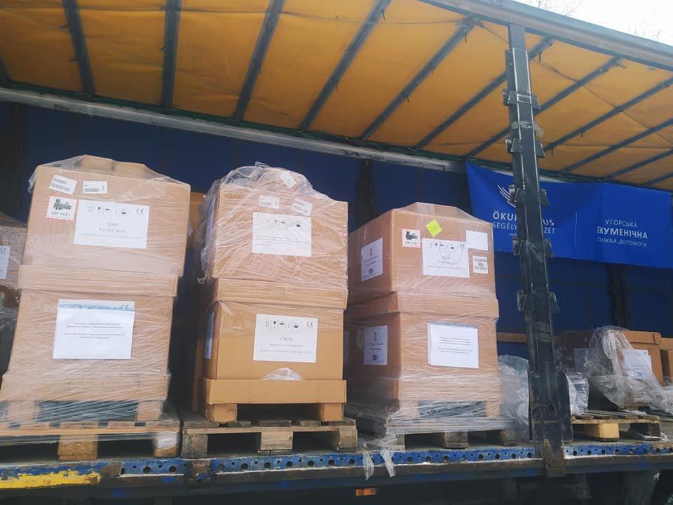 Європейська підтримка: Лозівщина отримала нові апарати ШВЛ, фото-1