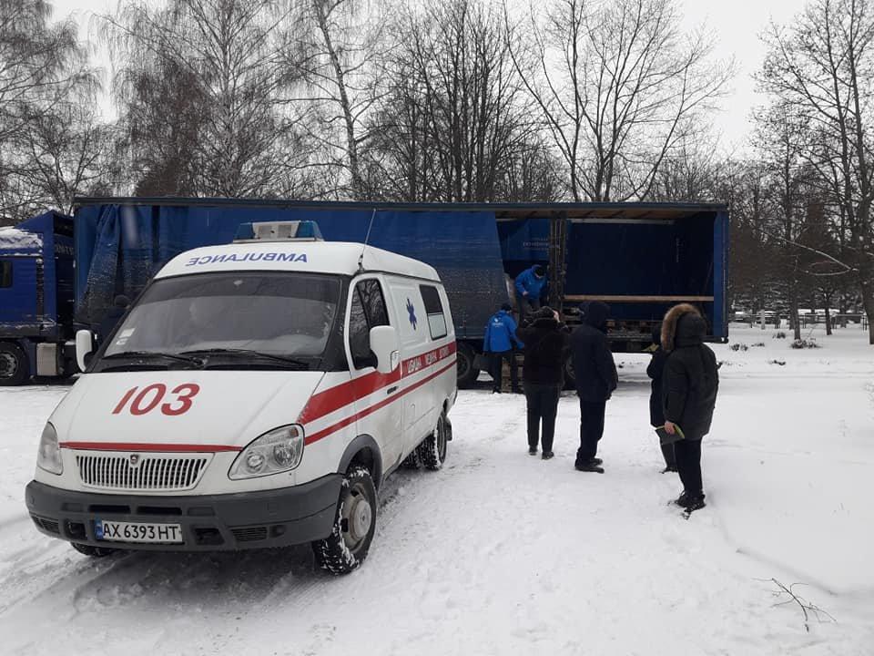 Європейська підтримка: Лозівщина отримала нові апарати ШВЛ, фото-7