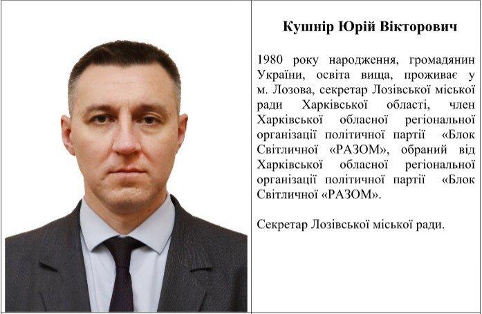 Лозівські депутати: де працюють та як з ними зв'язатися, фото-23
