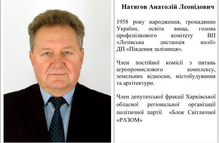 Лозівські депутати: де працюють та як з ними зв'язатися, фото-40
