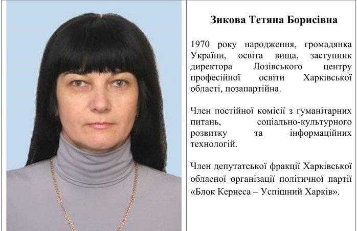 Лозівські депутати: де працюють та як з ними зв'язатися, фото-44