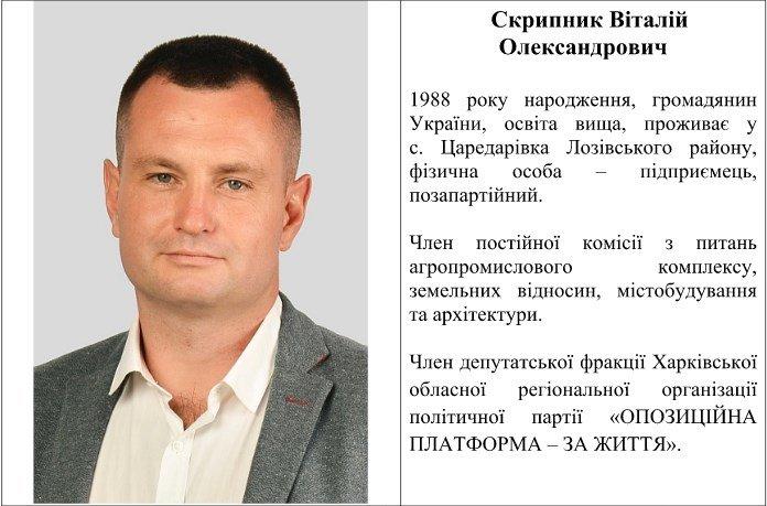 Лозівські депутати: де працюють та як з ними зв'язатися, фото-26