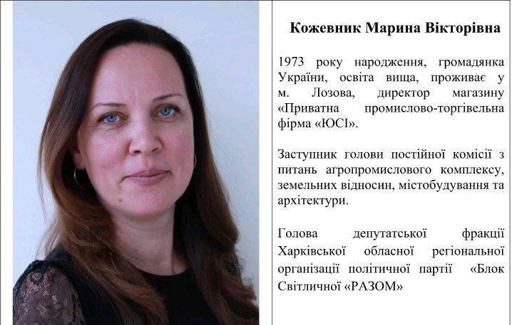 Лозівські депутати: де працюють та як з ними зв'язатися, фото-42
