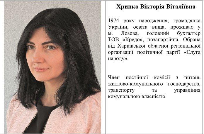 Лозівські депутати: де працюють та як з ними зв'язатися, фото-34