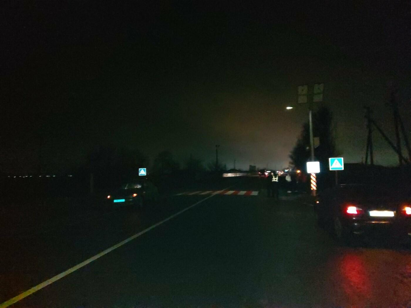 На Лозівщині автомобіль збив жінку на пішохідному переході, фото-3