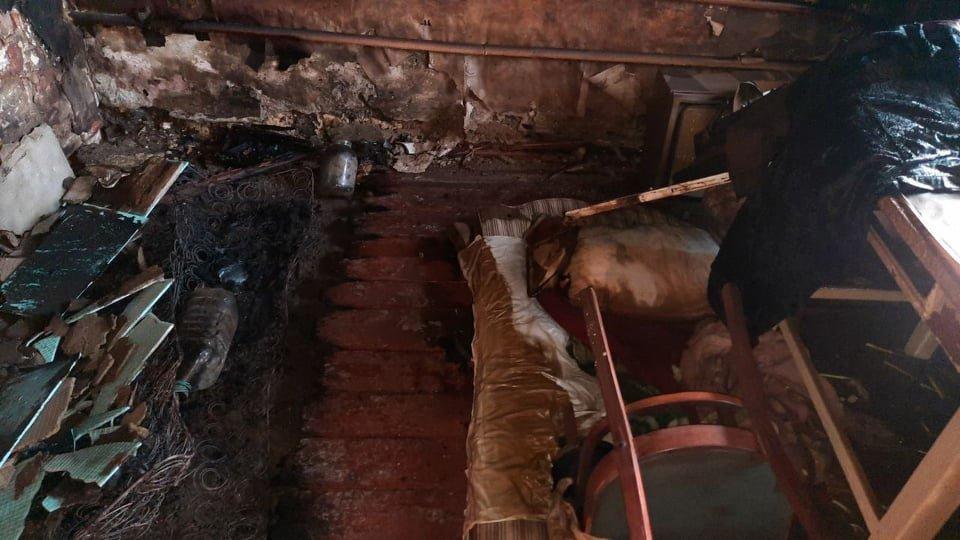На Лозівщині сталося 2 пожежі, в одній - загинув чоловік, фото-7