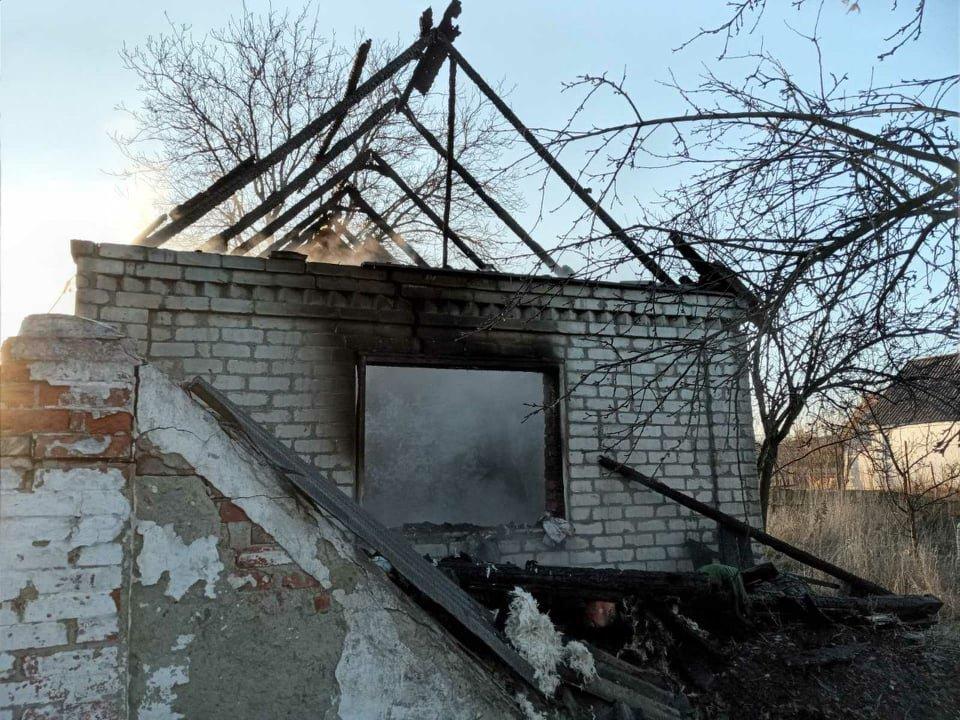 На Лозівщині сталося 2 пожежі, в одній - загинув чоловік, фото-4