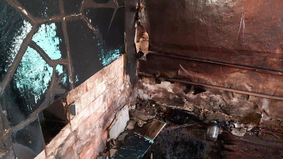 На Лозівщині сталося 2 пожежі, в одній - загинув чоловік, фото-9