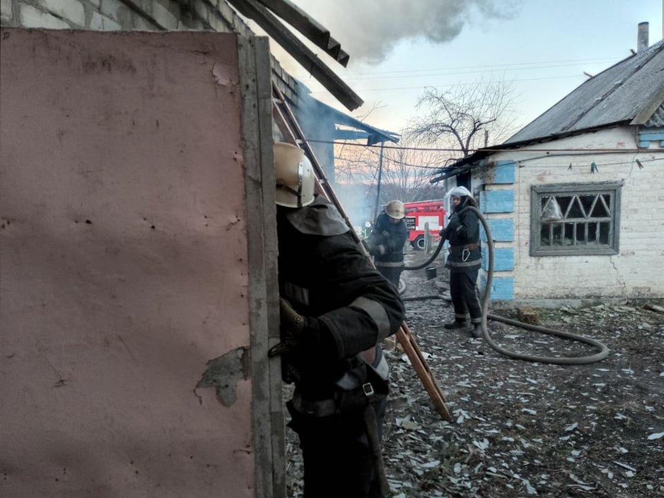 На Лозівщині сталося 2 пожежі, в одній - загинув чоловік, фото-5