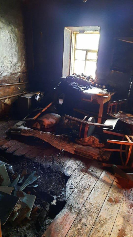 На Лозівщині сталося 2 пожежі, в одній - загинув чоловік, фото-11