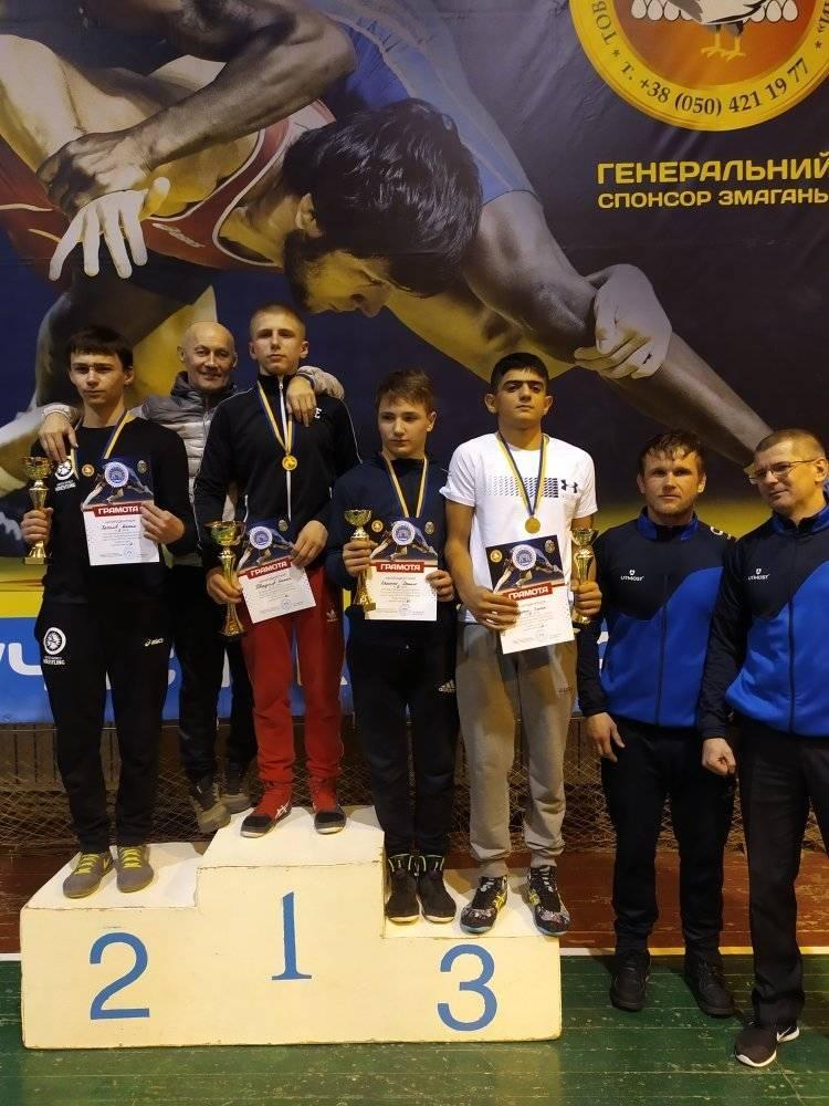 Перший старт року: борці Лозівщини здобули нагороди Всеукраїнського турніру, фото-1