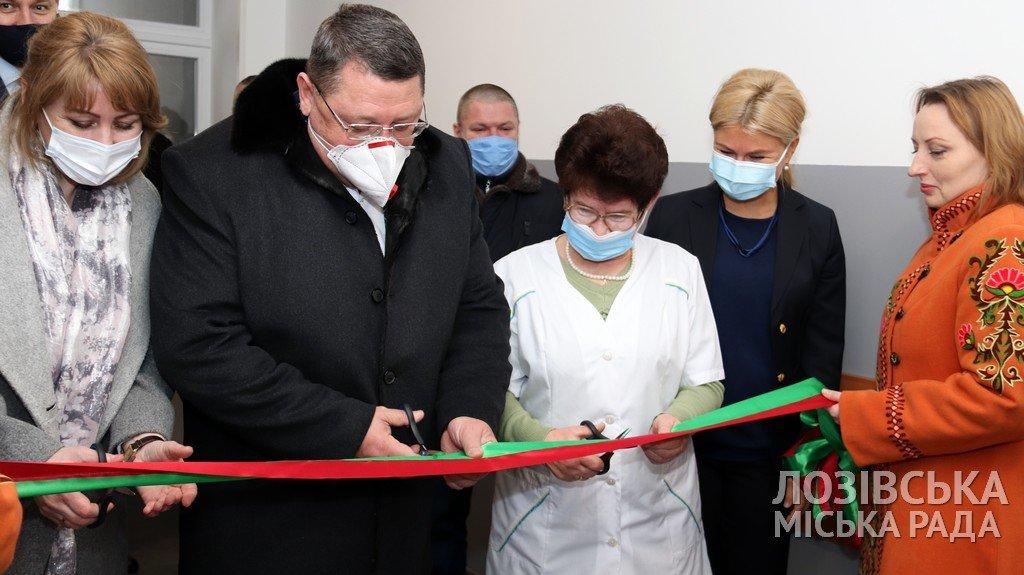 На Лозівщині почала працювати нова амбулаторія сімейної медицини, фото-10