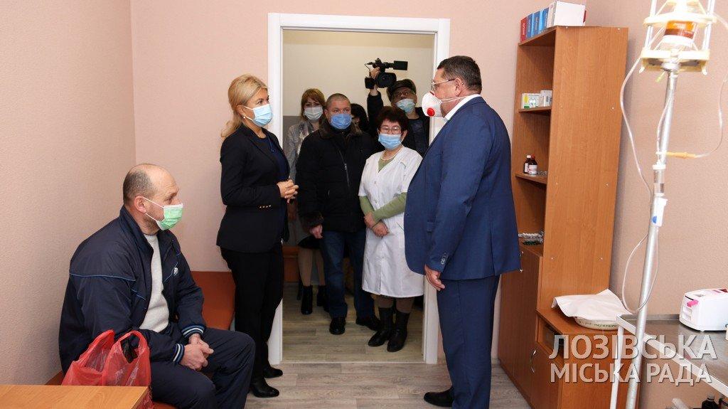 На Лозівщині почала працювати нова амбулаторія сімейної медицини, фото-11