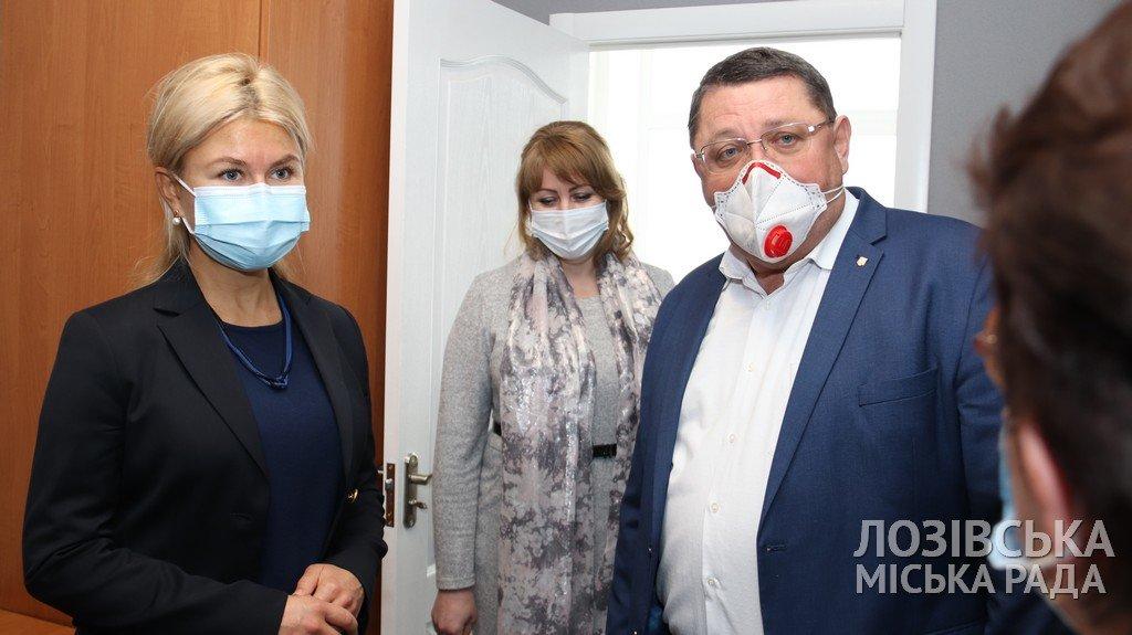 На Лозівщині почала працювати нова амбулаторія сімейної медицини, фото-13