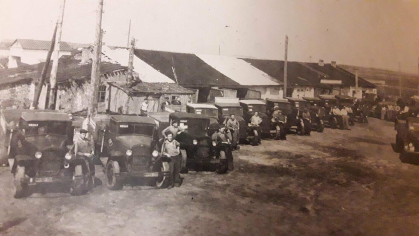 Міський автопарк: яким був перший автобус у Лозовій, фото-3