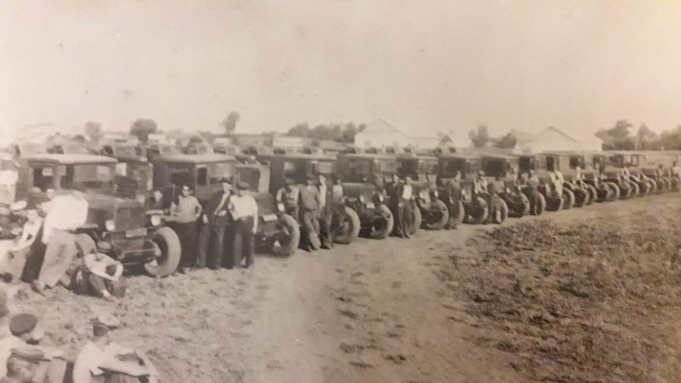 Міський автопарк: яким був перший автобус у Лозовій, фото-1