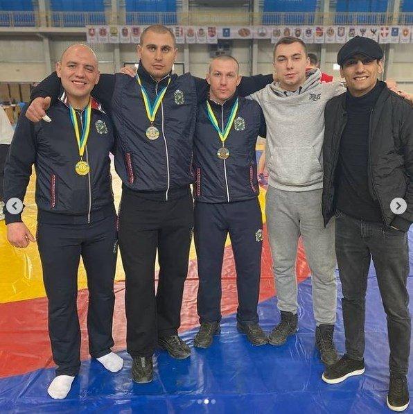 Лозівський рятувальник переміг на Чемпіонаті ДСНС з бойового самбо, фото-2