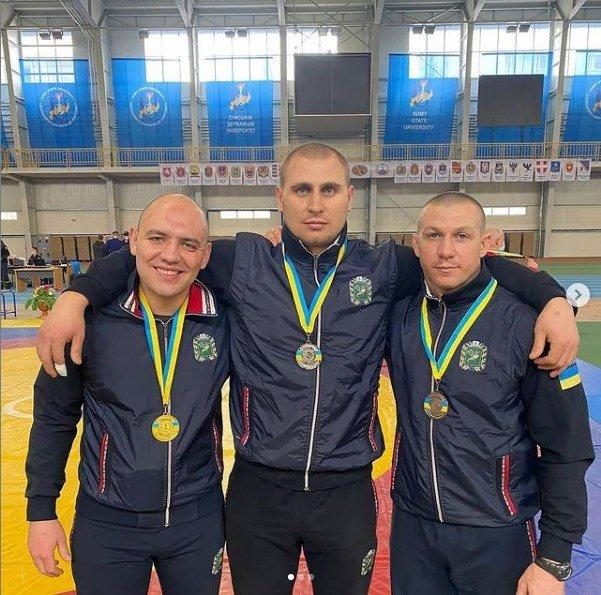 Лозівський рятувальник переміг на Чемпіонаті ДСНС з бойового самбо, фото-1