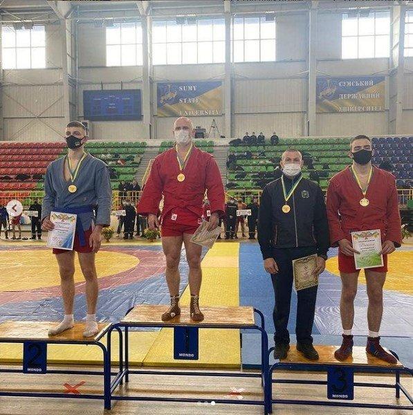 Лозівський рятувальник переміг на Чемпіонаті ДСНС з бойового самбо, фото-3