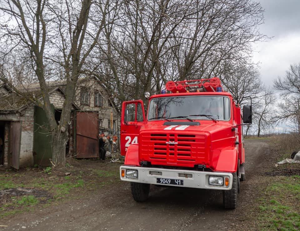 У Лозовій пожежні врятували житловий будинок від займання (ВІДЕО), фото-5