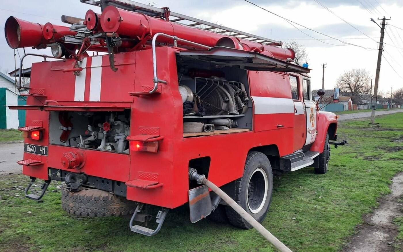 Горіли пральна машина та меблі: на Лозівщині пожежники врятували чоловіка, фото-6