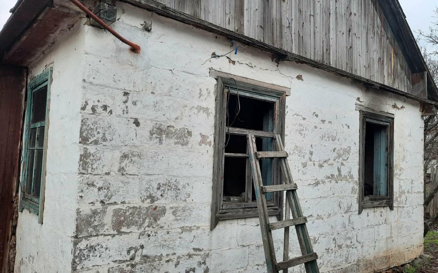 Горіли пральна машина та меблі: на Лозівщині пожежники врятували чоловіка, фото-2