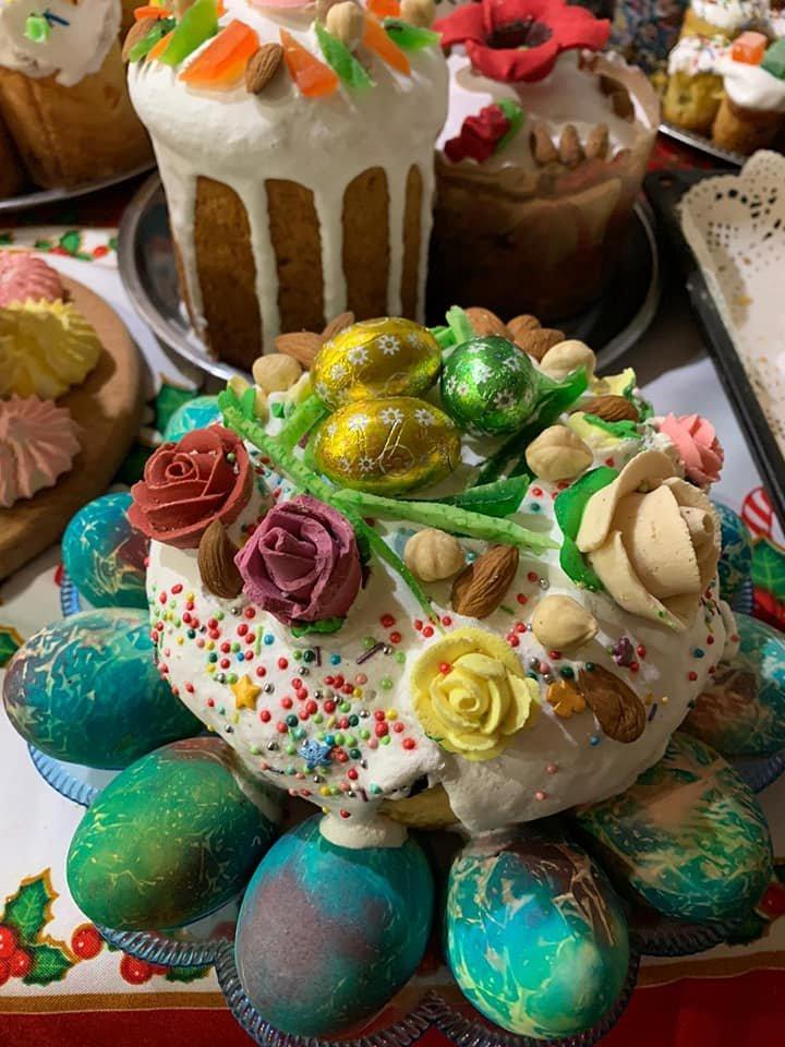 Традиційні та незвичайні: лозівчанки поділилися рецептами Великодніх пасок, фото-2