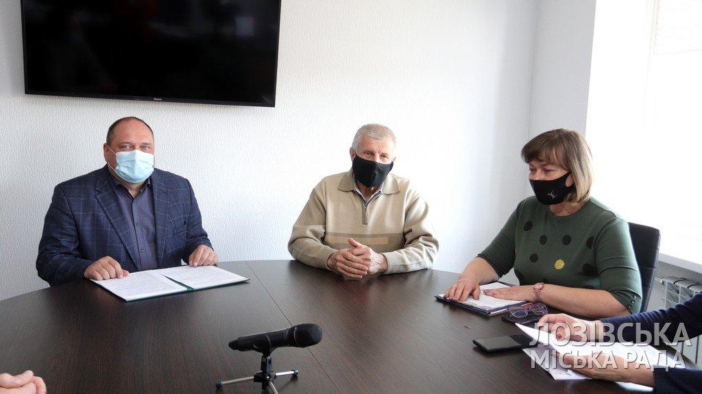 У Лозовій визначили нових директорів Палацу культури та музею у Краснопавлівці, фото-1