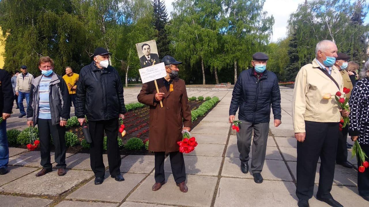 У Лозовій відзначили День Перемоги, фото-2