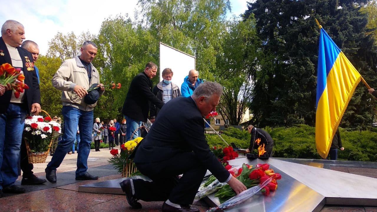 У Лозовій відзначили День Перемоги, фото-10