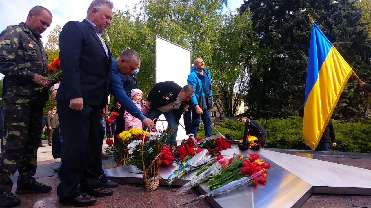 У Лозовій відзначили День Перемоги, фото-11