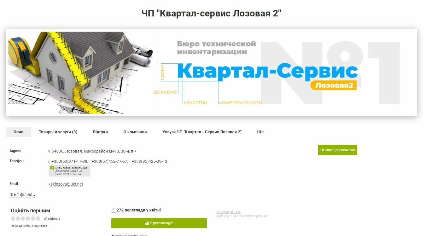 Довідник на сайті 05745.com.ua: чим допоможе та як користуватися , фото-12