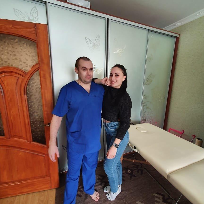 «Я живу цією справою»: історія незрячого масажиста з Лозової , фото-1