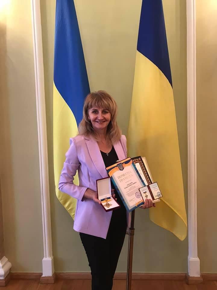 Чотири лозівчанки отримали орден «Берегиня України»(ОНОВЛЕНО), фото-1