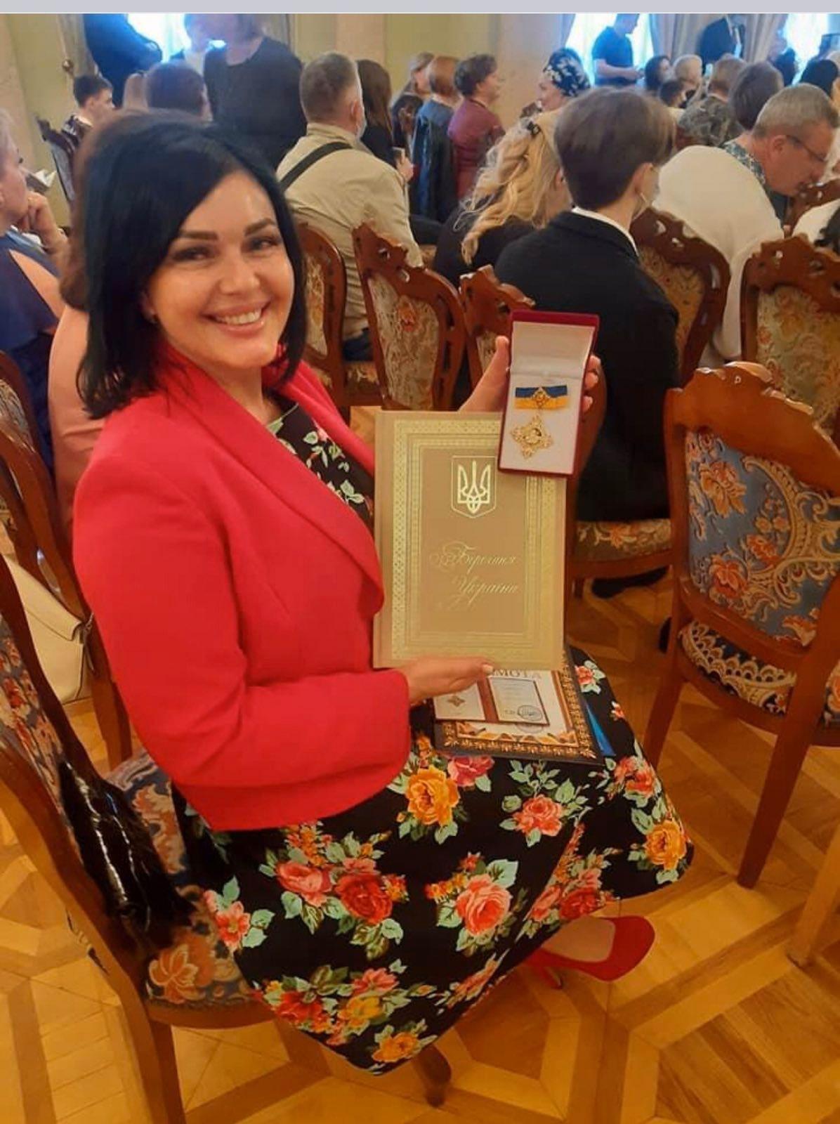 Чотири лозівчанки отримали орден «Берегиня України»(ОНОВЛЕНО), фото-3