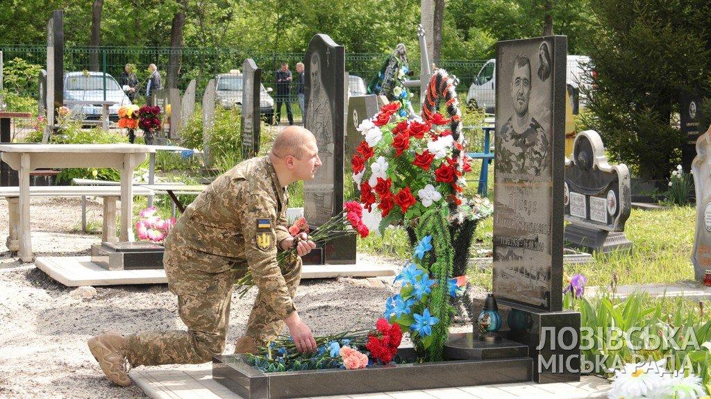 Пам'ять про Героїв: у Лозовій вшанували полеглих за незалежність держави, фото-10