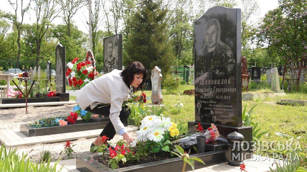 Пам'ять про Героїв: у Лозовій вшанували полеглих за незалежність держави, фото-12