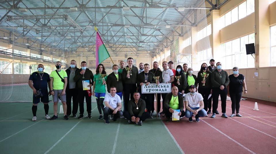 Вперше в історії громади: депутати Лозівщини отримали нагороди за призове місце у Спартакіаді, фото-12