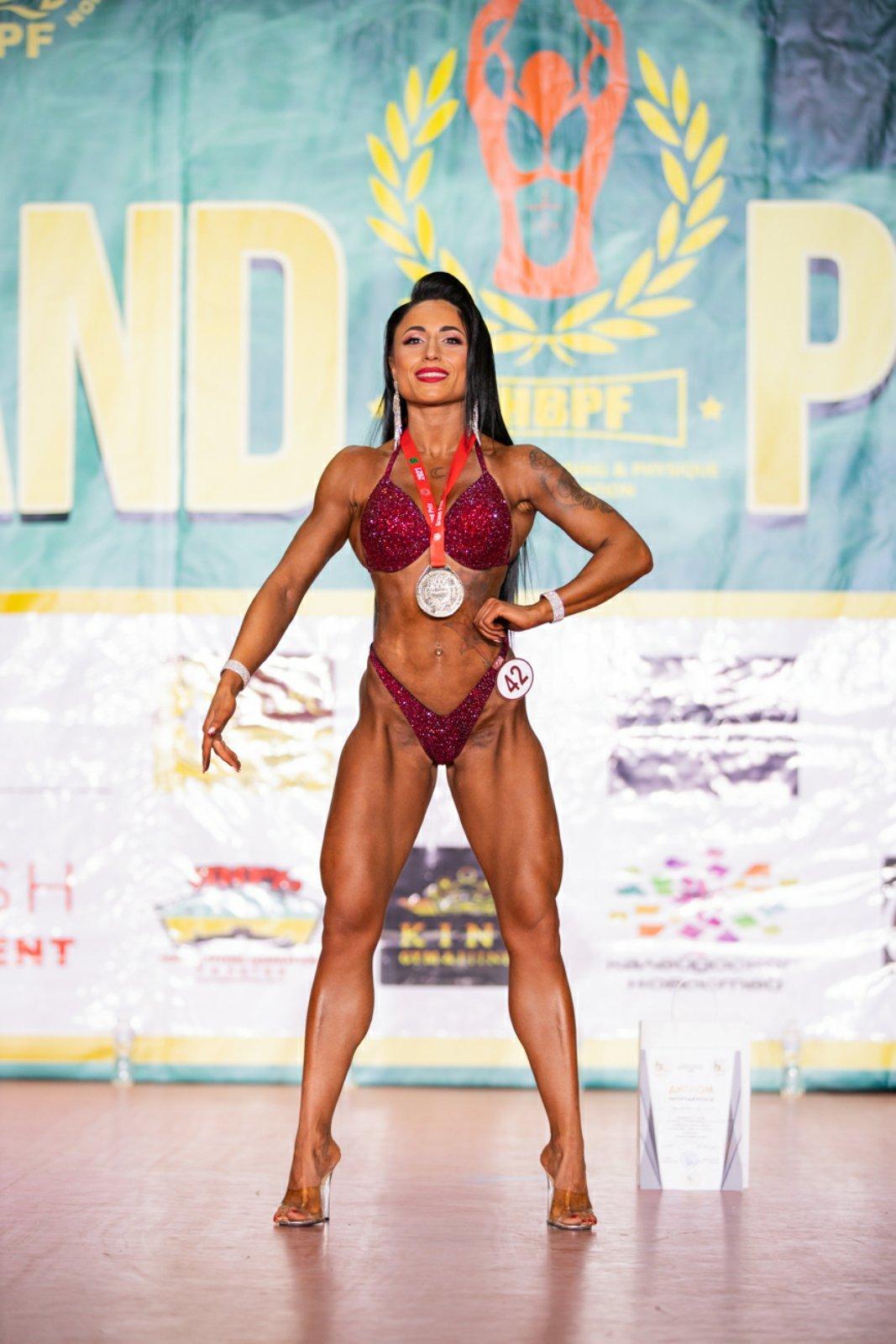 Лозівчанка здобула перемогу на змаганнях з бодибілдингу, фітнесу та атлетизму, фото-1