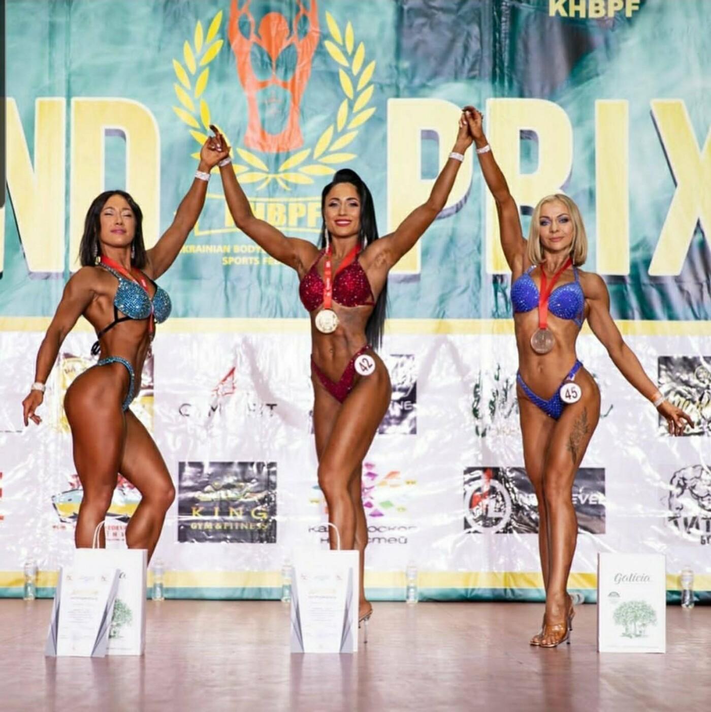 Лозівчанка здобула перемогу на змаганнях з бодибілдингу, фітнесу та атлетизму, фото-3