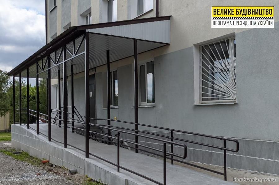 На Лозівщині, у Близнюківській ЦРЛ, з'явилися реабілітаційне відділення та відділення паліативної допомоги, фото-4