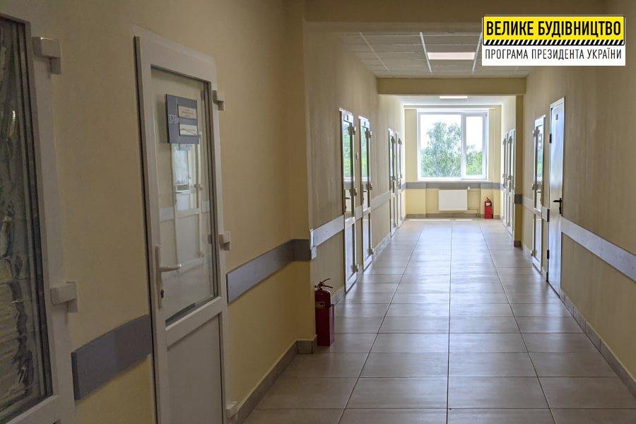 На Лозівщині, у Близнюківській ЦРЛ, з'явилися реабілітаційне відділення та відділення паліативної допомоги, фото-8