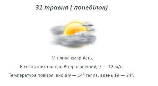 Грози, град та +30: якою буде погода на Лозівщині, фото-5
