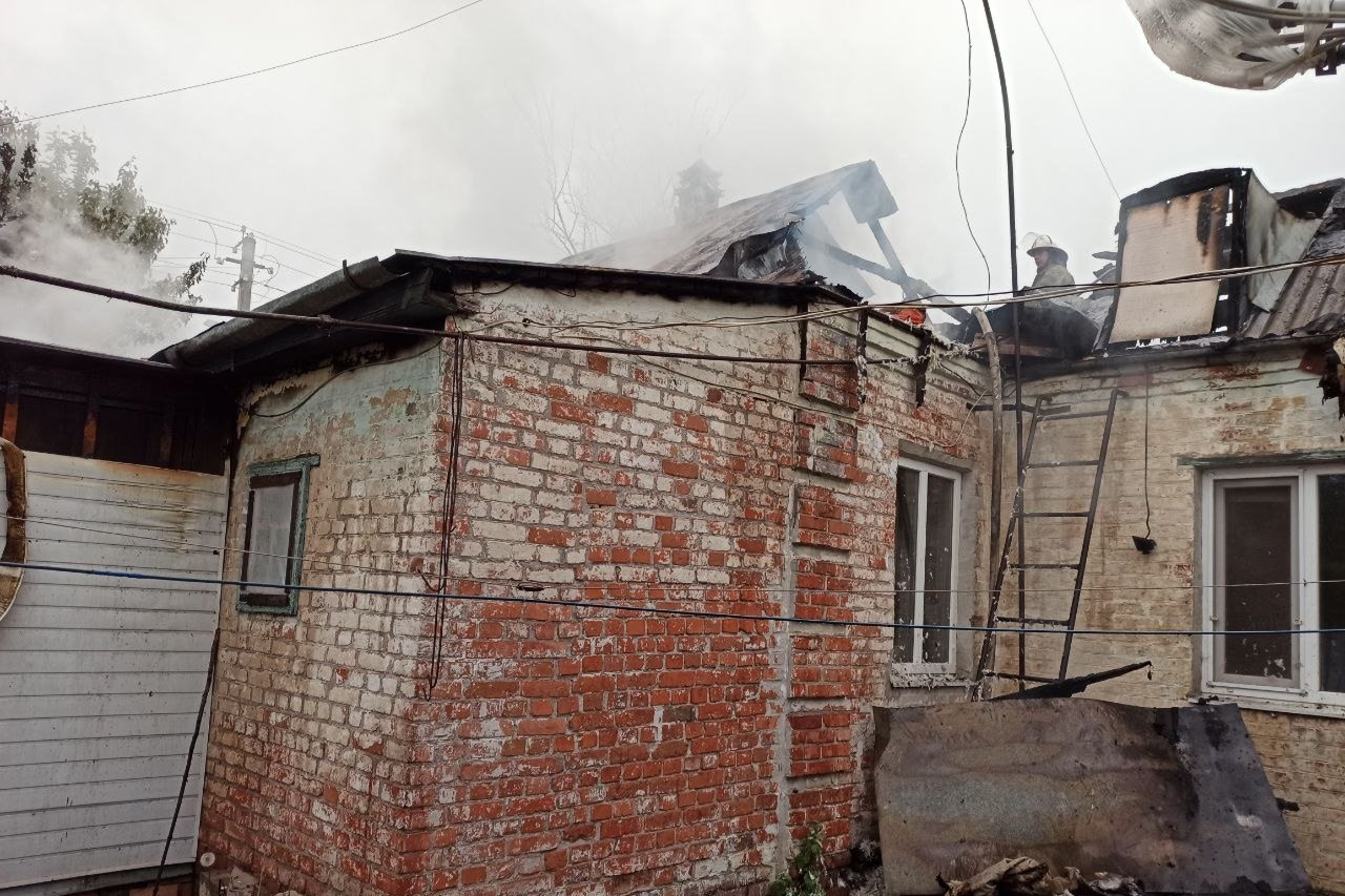 На Лозівщині, у Первомайському, у пожежі загинув чоловік, фото-1