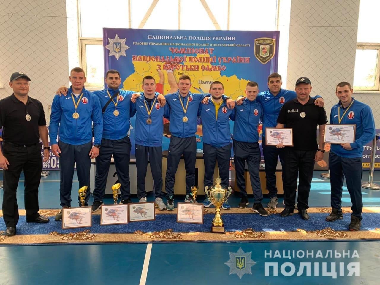 Друга участь і перемога: поліцейський з Лозової отримав нагороду на чемпіонаті з самбо, фото-4