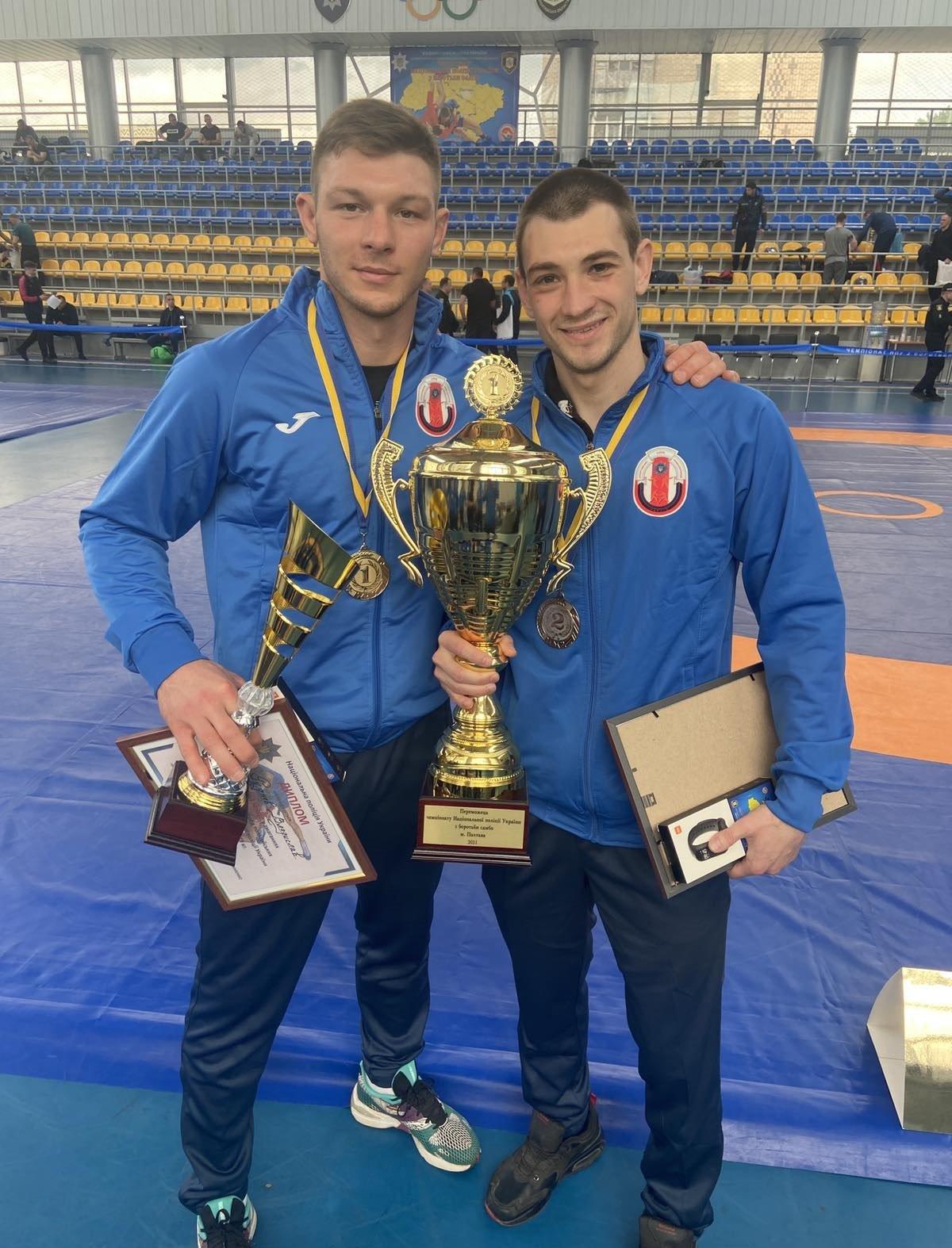 Друга участь і перемога: поліцейський з Лозової отримав нагороду на чемпіонаті з самбо, фото-3